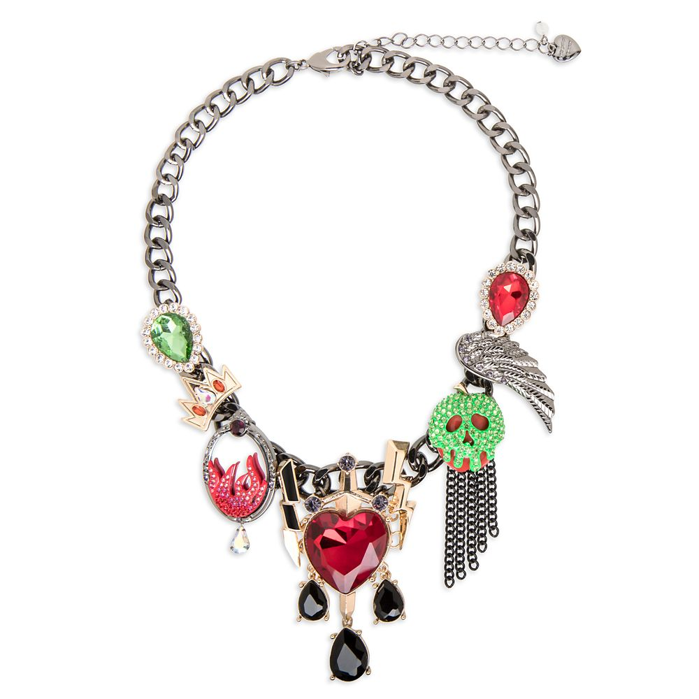 Evil Queen Collar Necklace by Betsey Johnson
