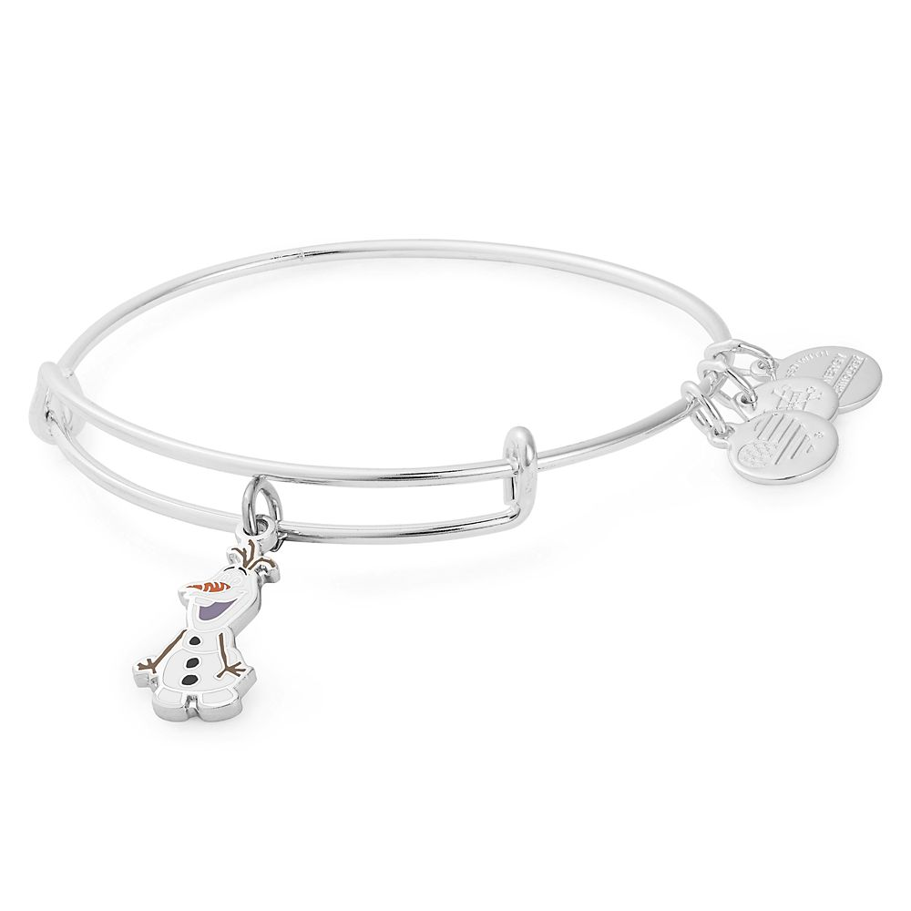 Olaf Bangle by Alex and Ani – Frozen