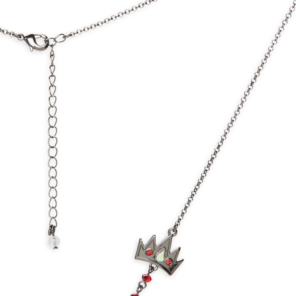 Evil Queen Poisoned Apple Pendant Necklace by Betsey Johnson