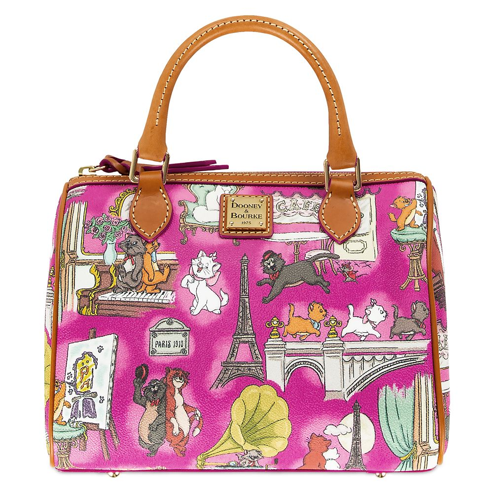 The Aristocats Satchel by Dooney & Bourke
