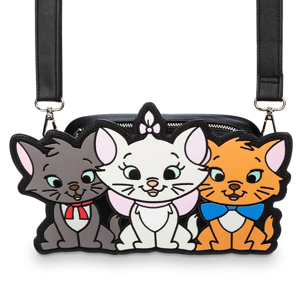 The Aristocats Crossbody Bag by Loungefly