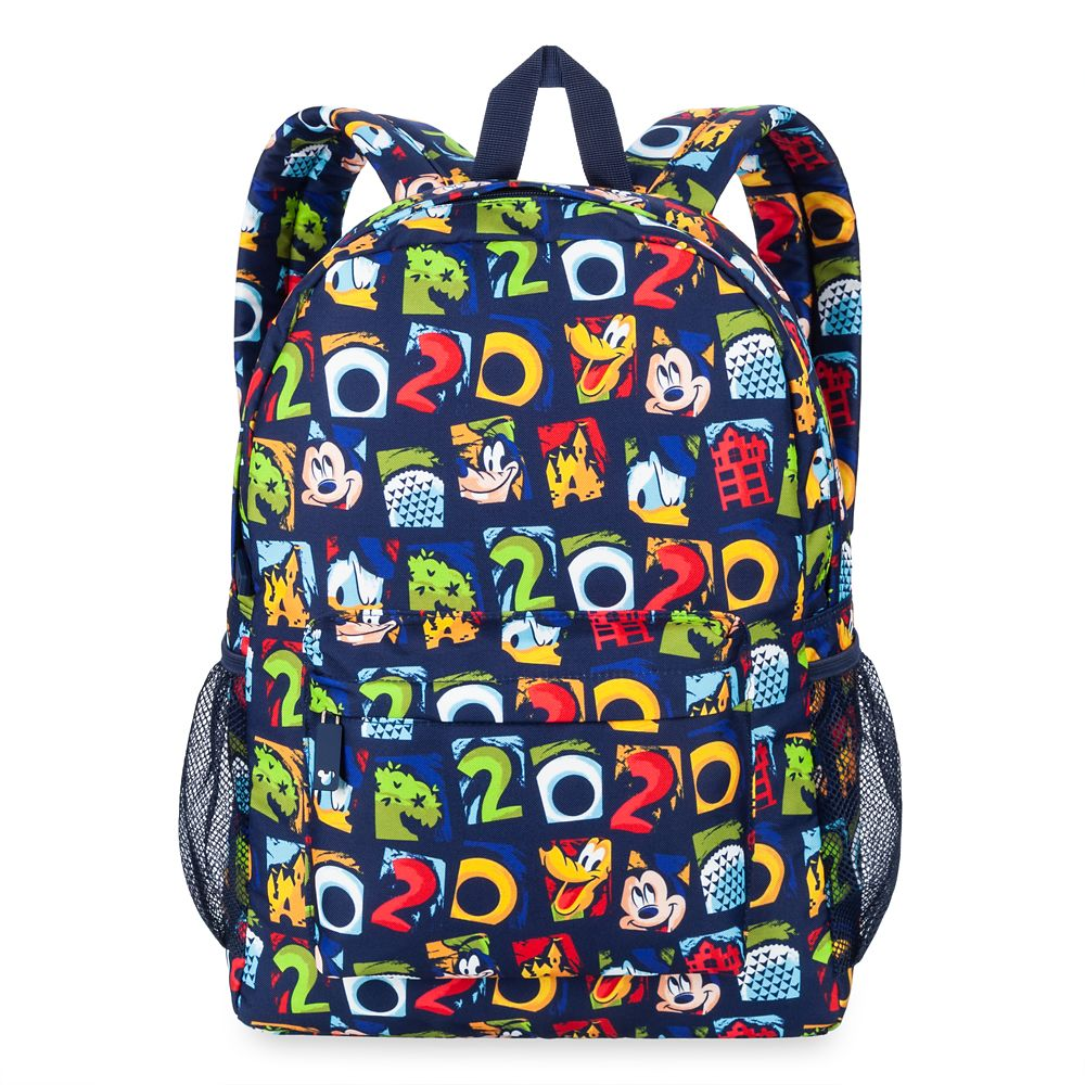 Mickey Mouse and Friends Backpack – Walt Disney World 2020