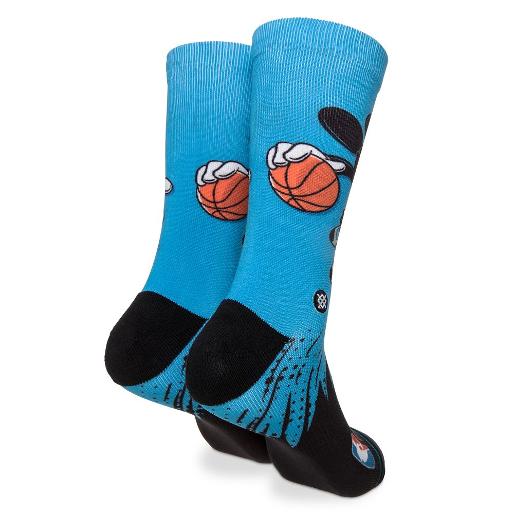 Basketball Mickey Mouse Socks by Stance – NBA Experience