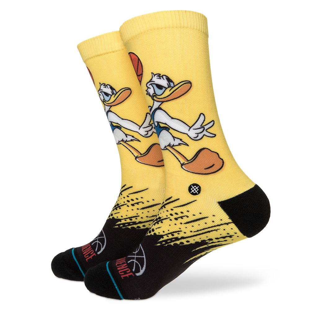 Basketball Donald Duck Socks by Stance – NBA Experience