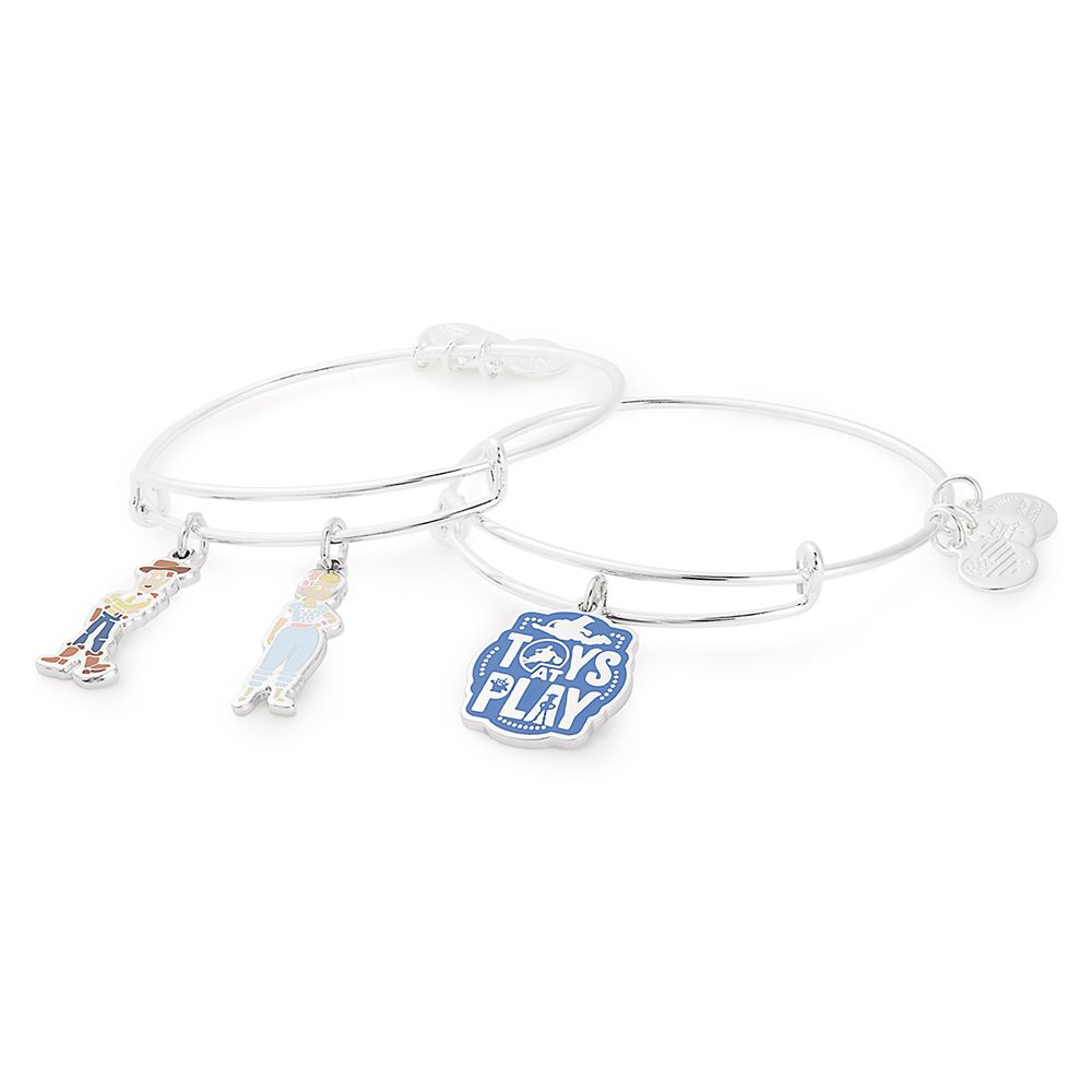 Toy Story 4 Bangle Set by Alex and Ani