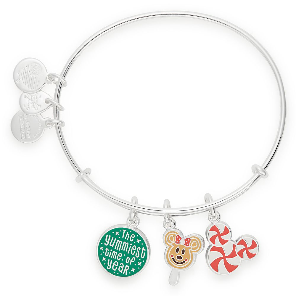 Holiday Treat Bangle by Alex and Ani