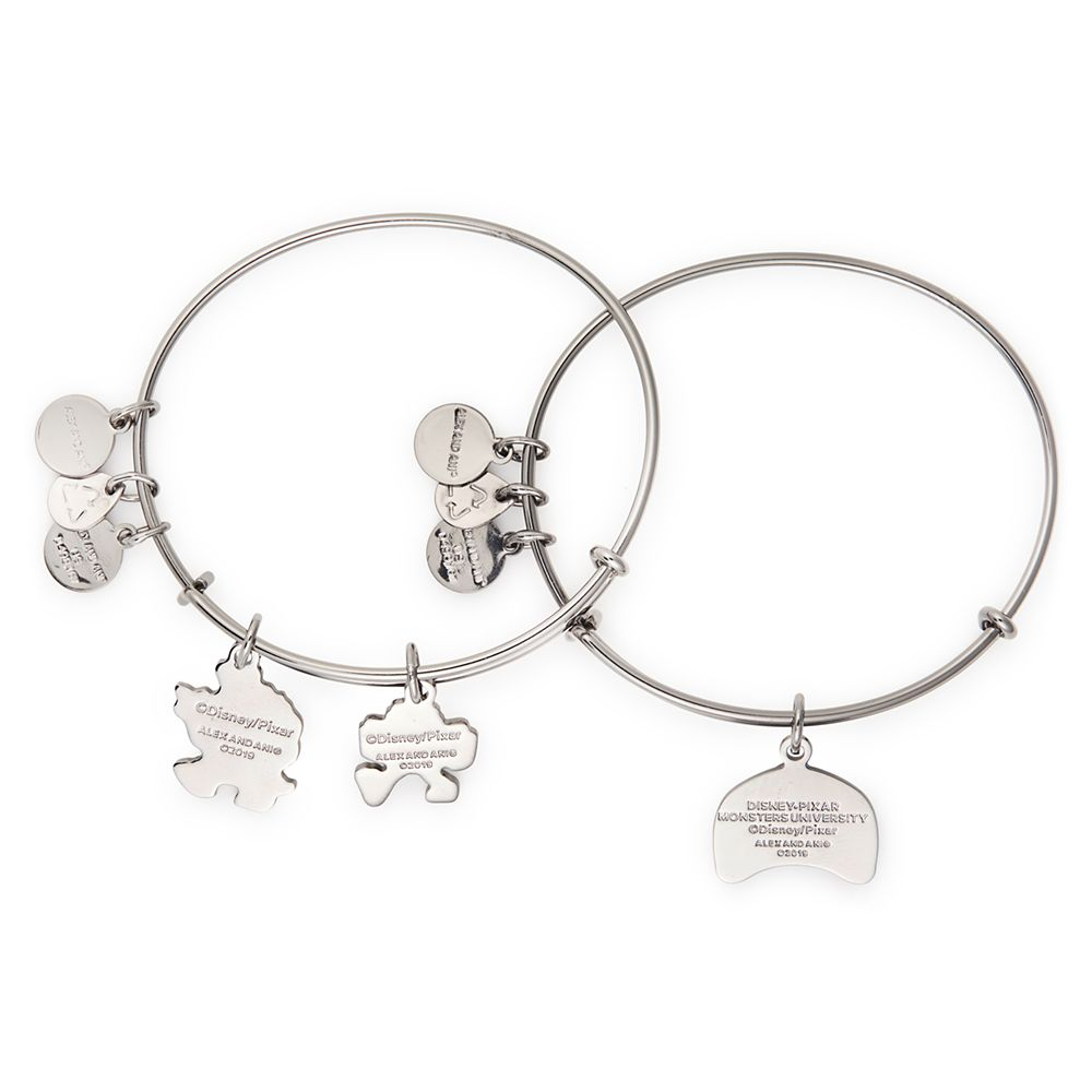 Monsters University Bangle Set by Alex and Ani