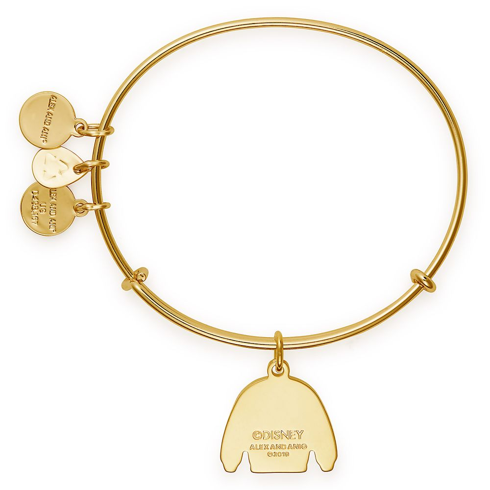 Mickey Mouse Icon Holiday Sweater Bangle by Alex and Ani