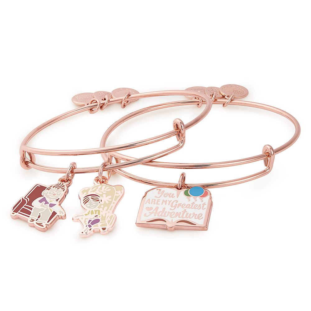 Up Bangle Set by Alex and Ani