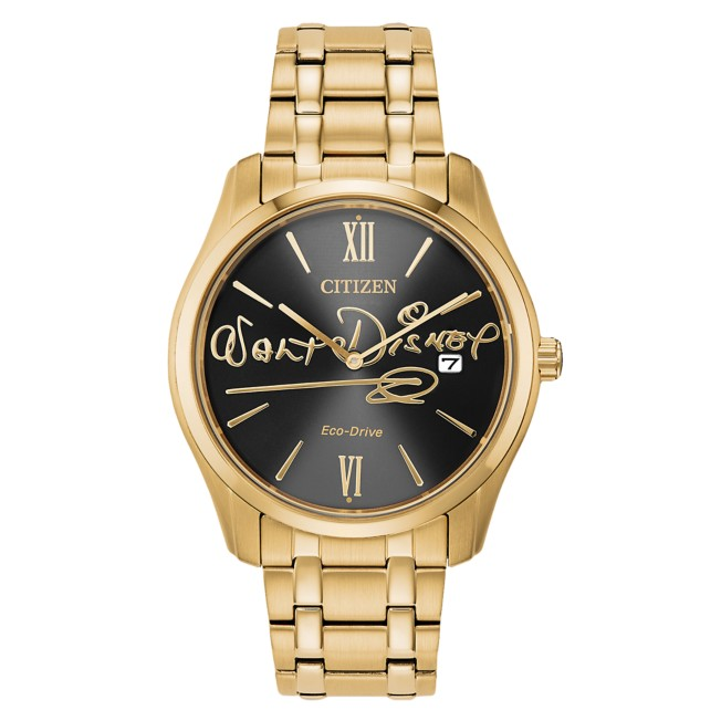 Walt Disney Signature Eco-Drive Watch for Adults by Citizen