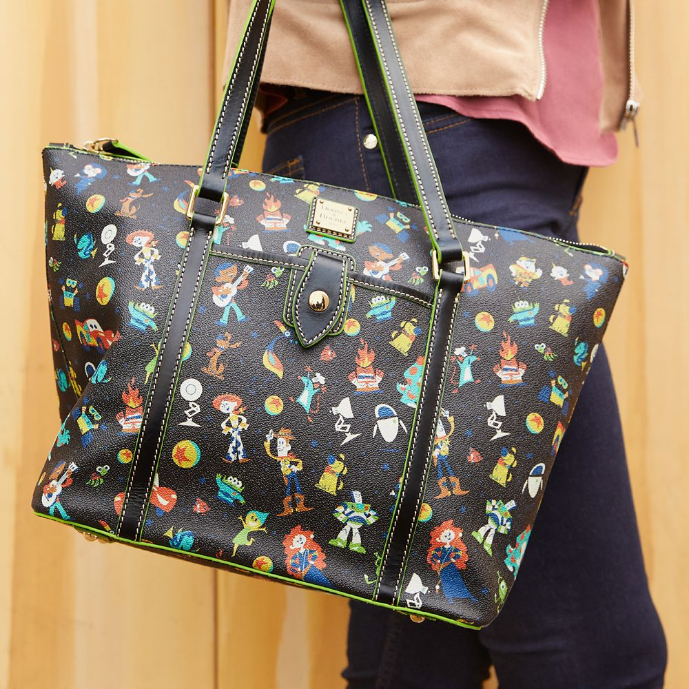 Pixar Tote by Dooney & Bourke
