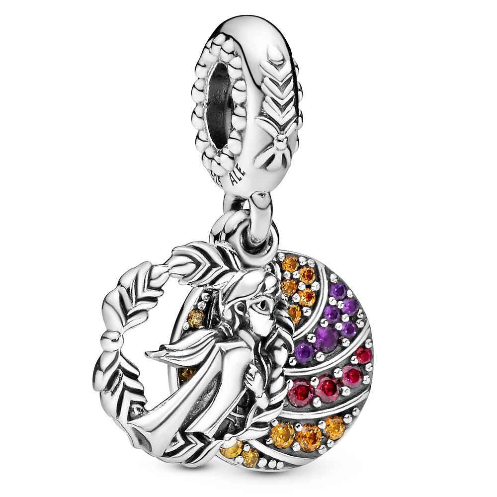 shopdisney.com - Anna Charm by Pandora Jewelry  Frozen 2 Official shopDisney 75.00 USD