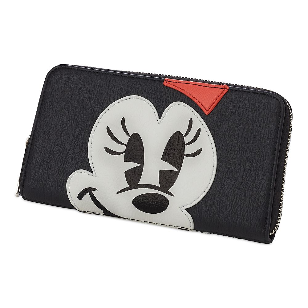 Mickey and Minnie Mouse Wallet by Loungefly