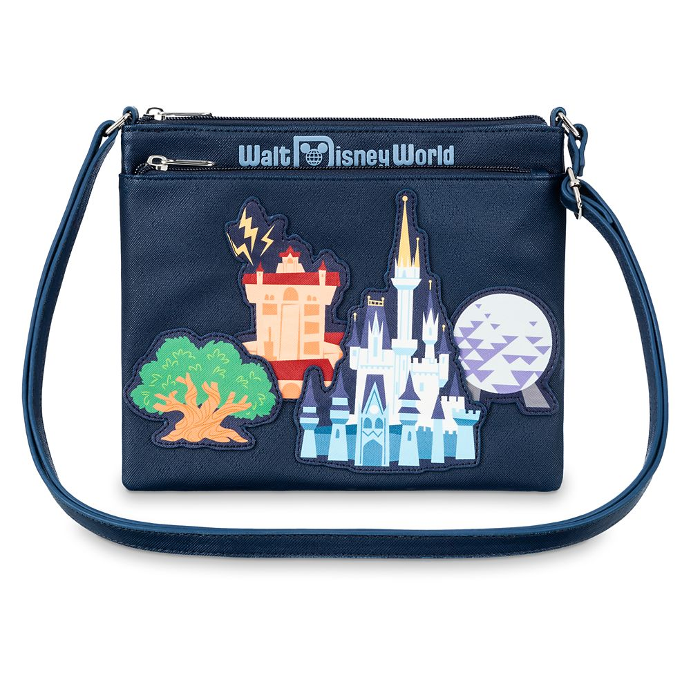 shopdisney.com - Walt Disney World Crossbody Bag 29.99 USD
