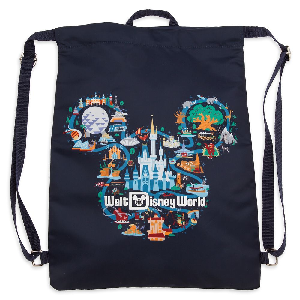 Walt Disney World Cinch Sack