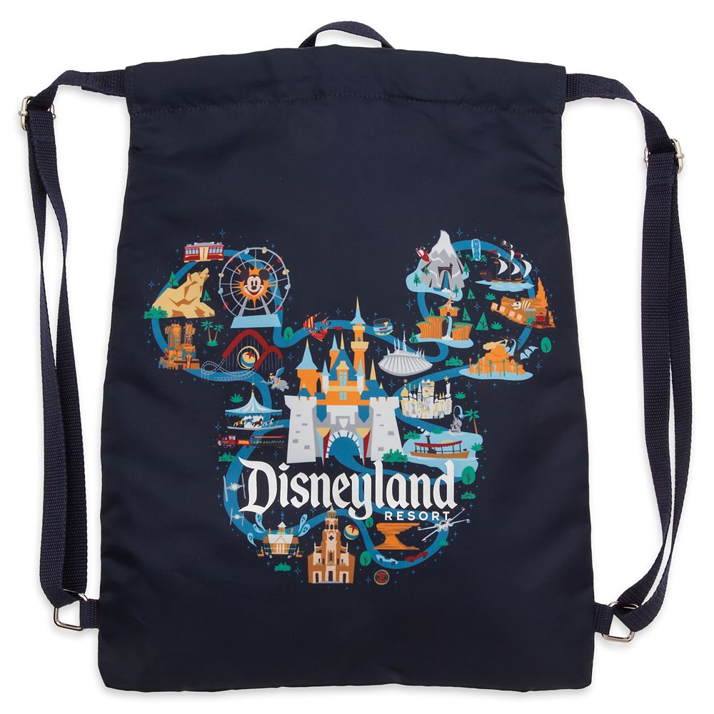 Disneyland Resort Cinch Sack