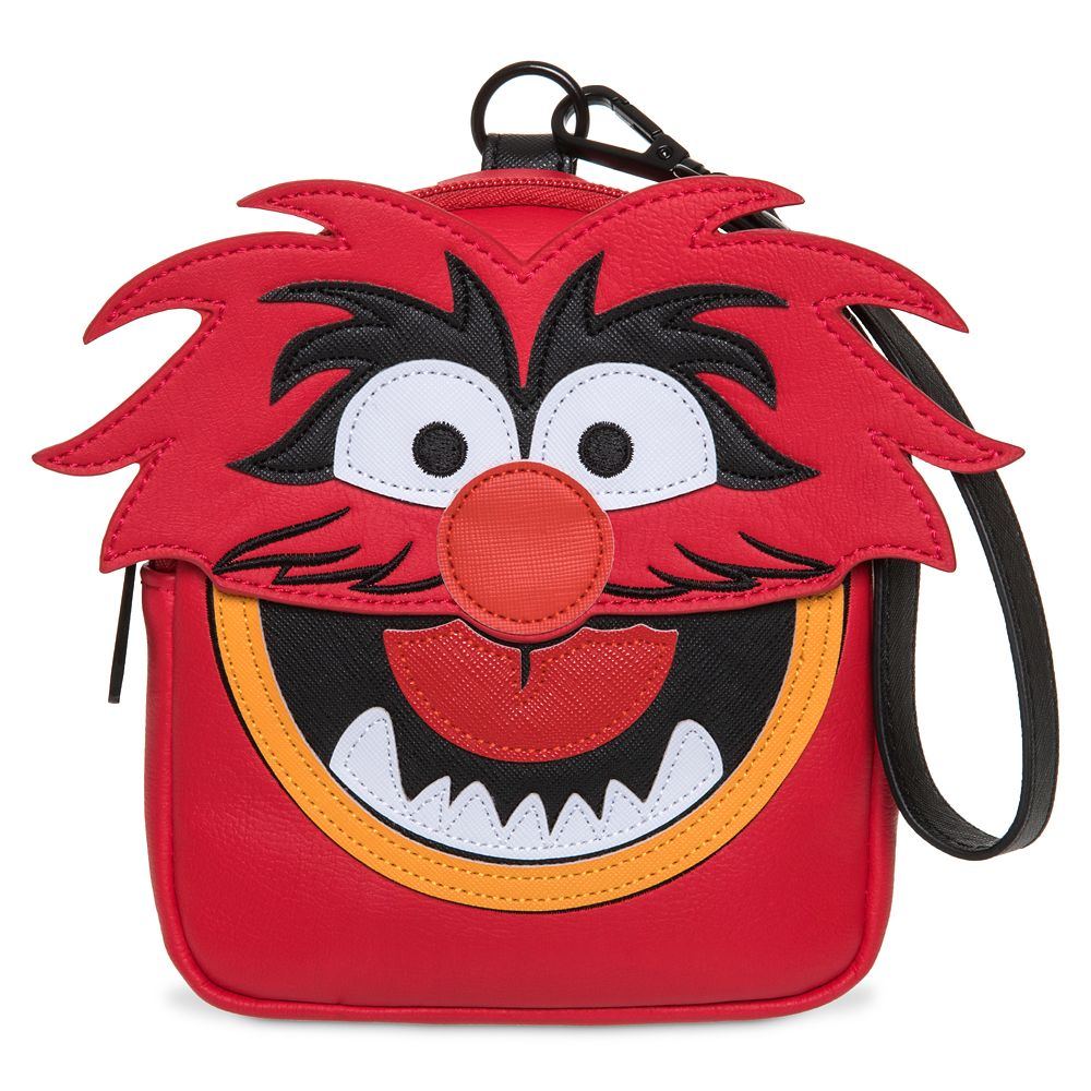Animal Wristlet Bag by Loungefly – The Muppets