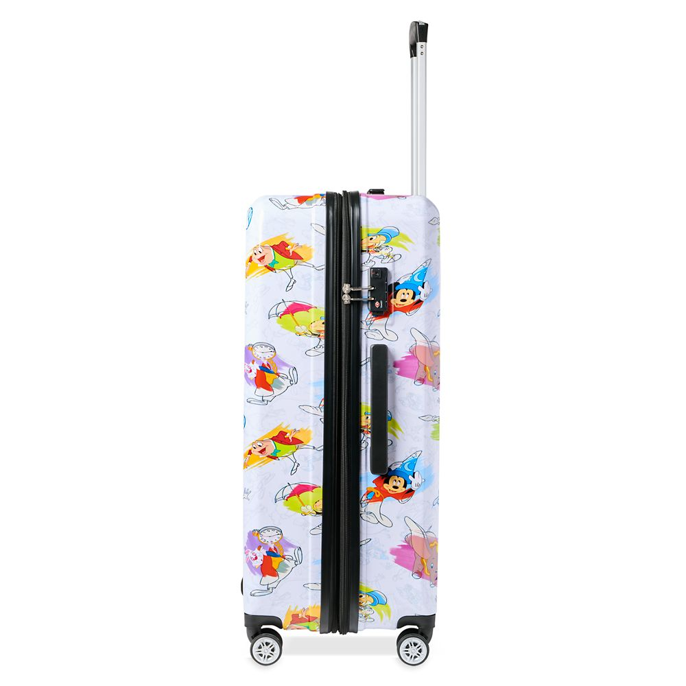 Disney Ink & Paint Rolling Luggage – Large 28''