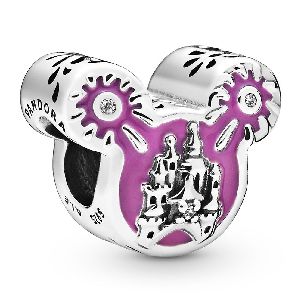 Mickey Mouse Icon Charm by Pandora Jewelry – Disney Parks 2020
