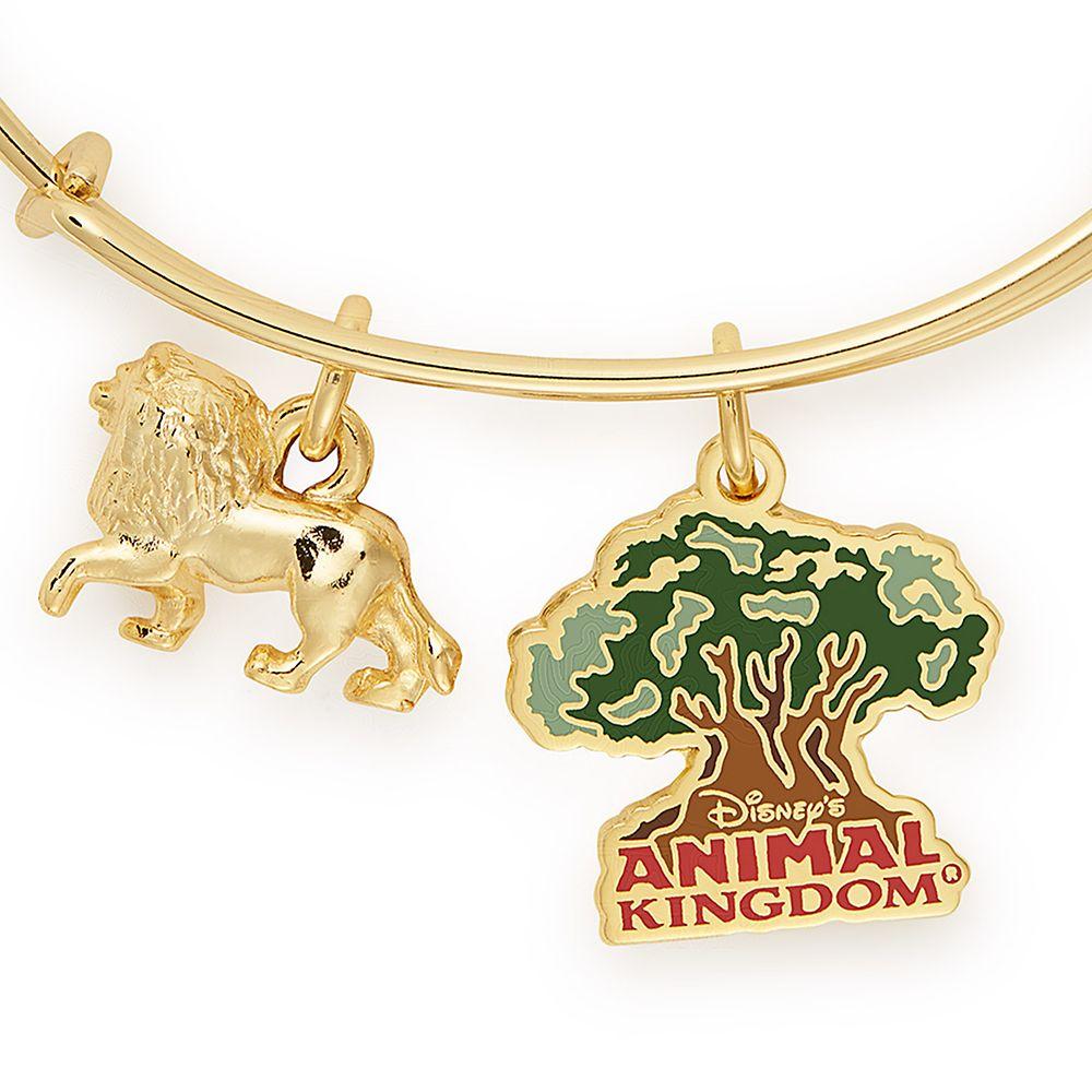 Disney's Animal Kingdom Bangle by Alex and Ani