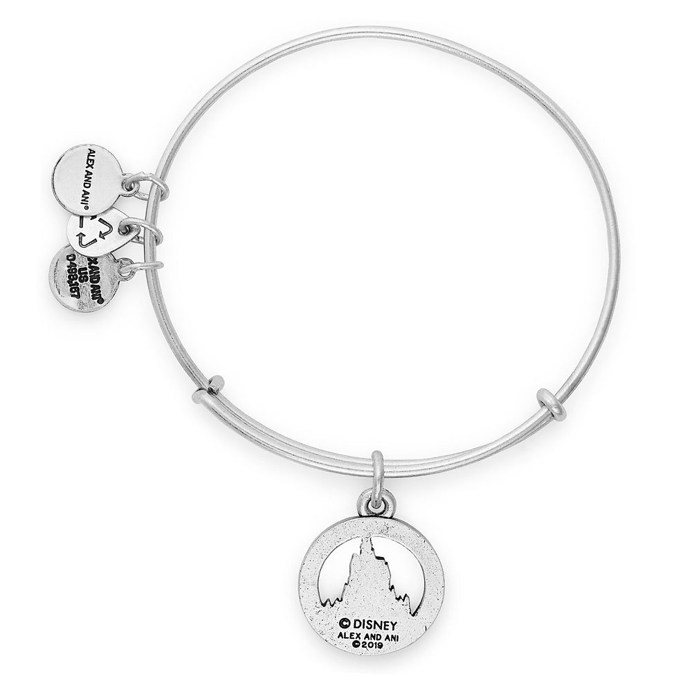 Fantasyland Castle Bangle by Alex and Ani
