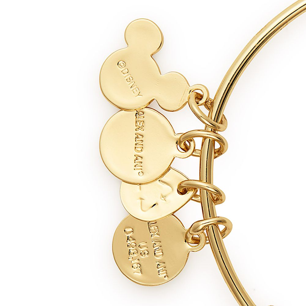 Minnie Mouse ''Ear Headband'' Bangle by Alex and Ani – Red