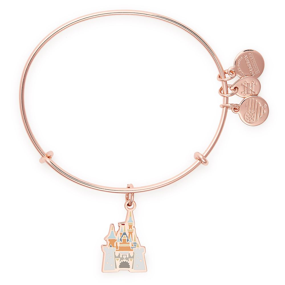 Sleeping Beauty Castle Bangle by Alex and Ani