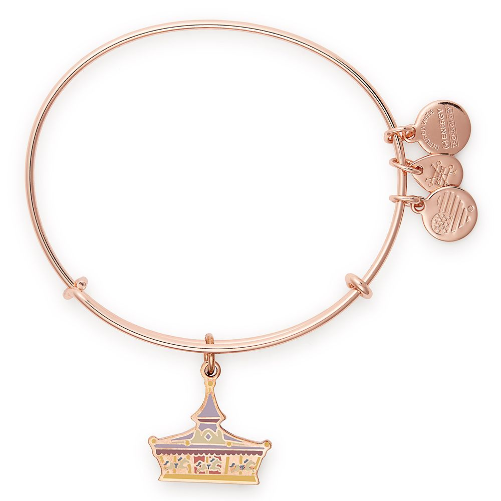 King Arthur Carrousel Bangle by Alex and Ani