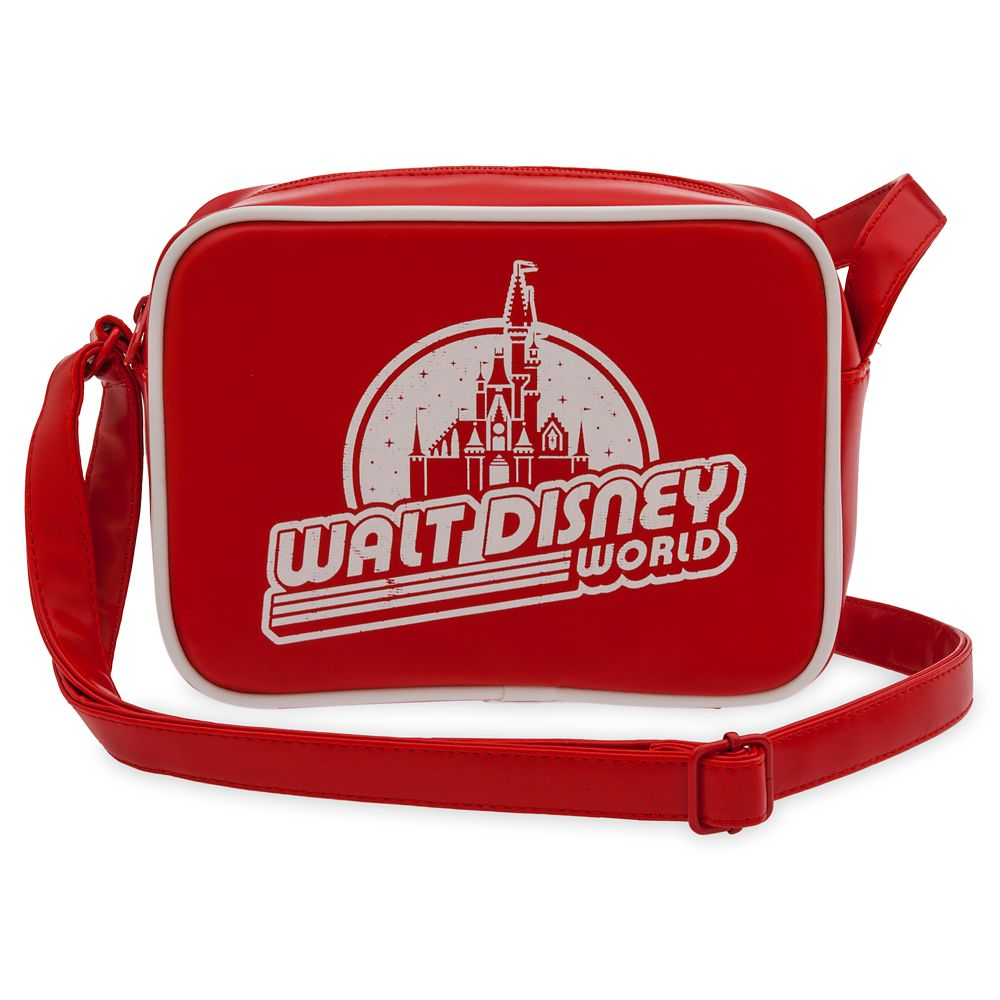 Walt Disney World Retro Airline Crossbody Bag