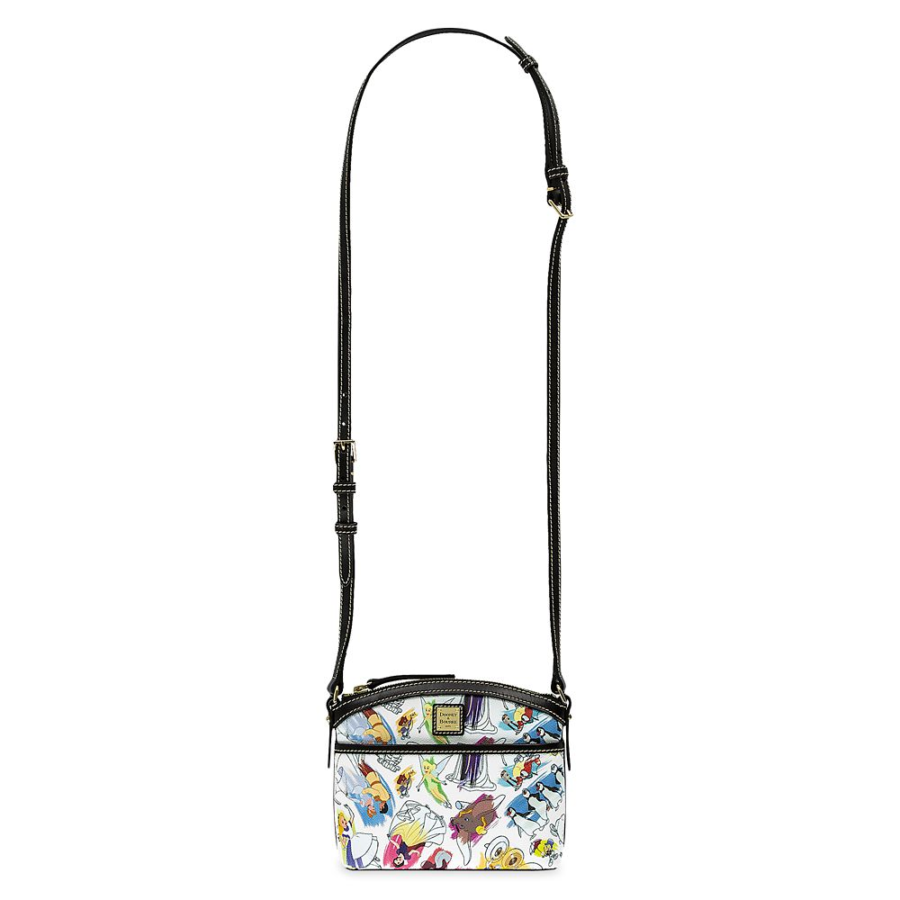 Disney Ink & Paint Crossbody Bag by Dooney & Bourke