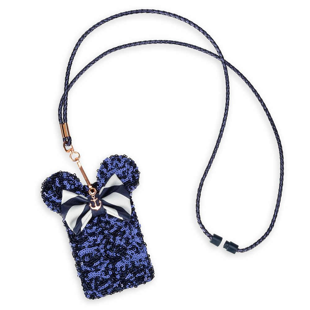 Minnie Mouse Lanyard and Pouch by Loungefly – Disney Cruise Line