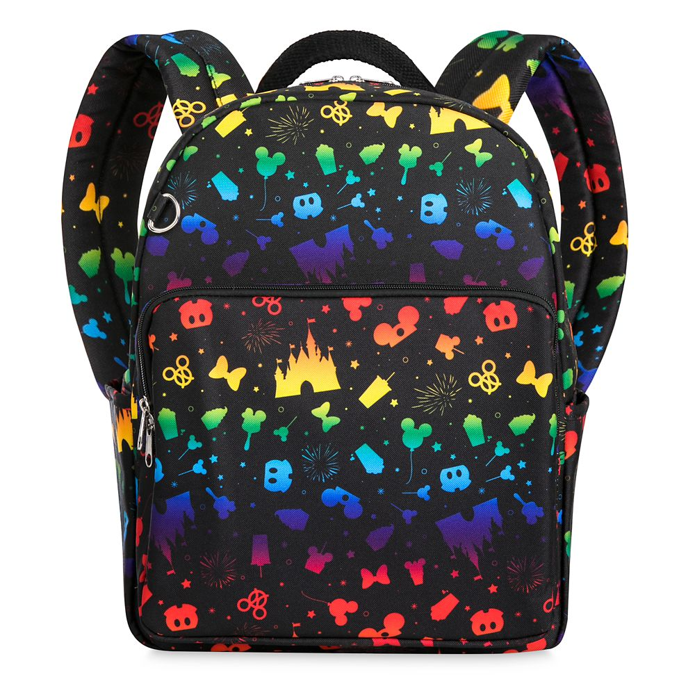 Mickey and Minnie Mouse Ombre Disney Parks Backpack