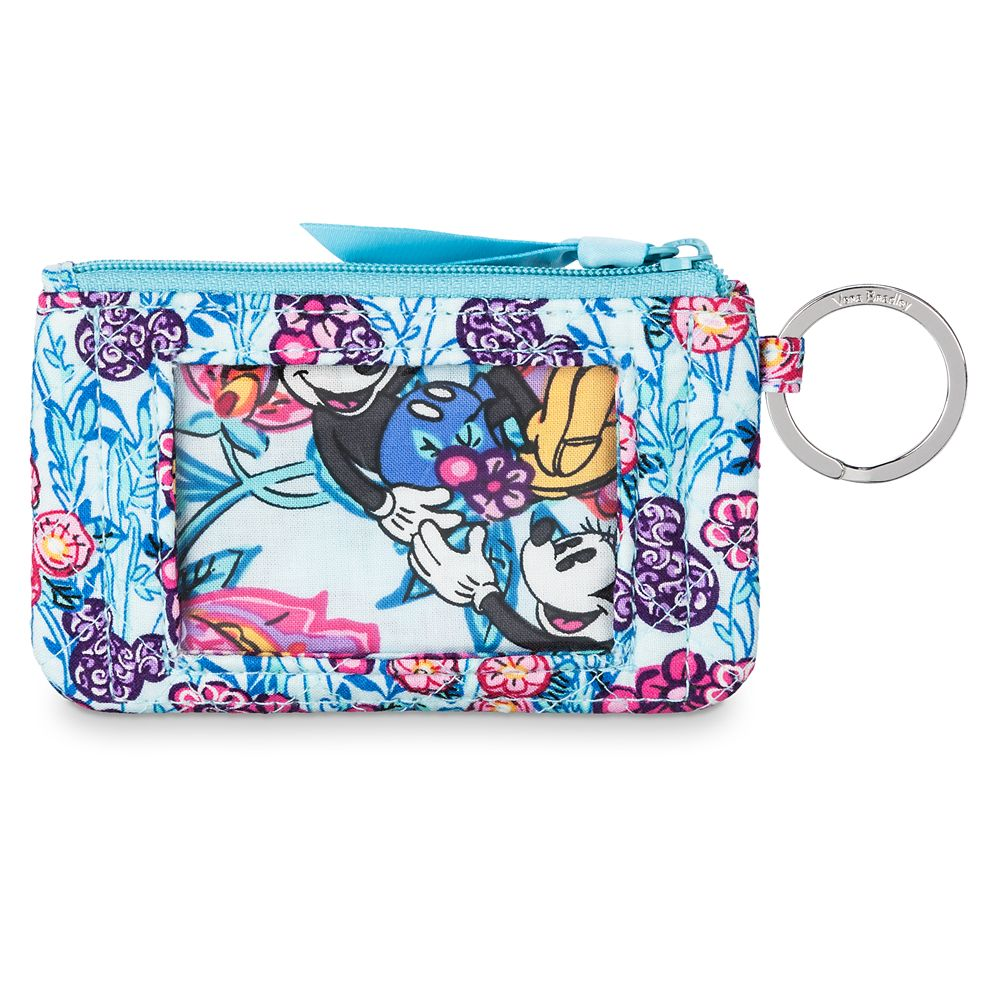 Mickey Mouse Colorful Garden ID Case by Vera Bradley