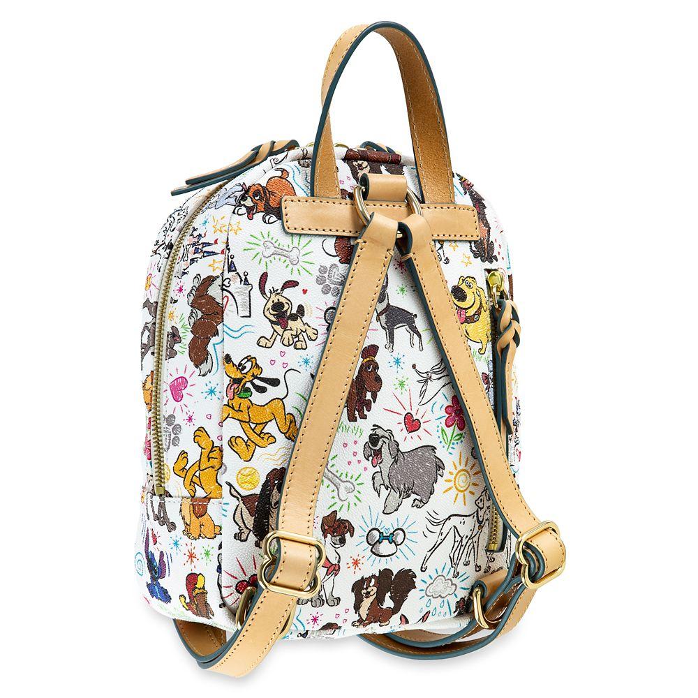 Disney Paw Prints Mini Backpack by Dooney & Bourke