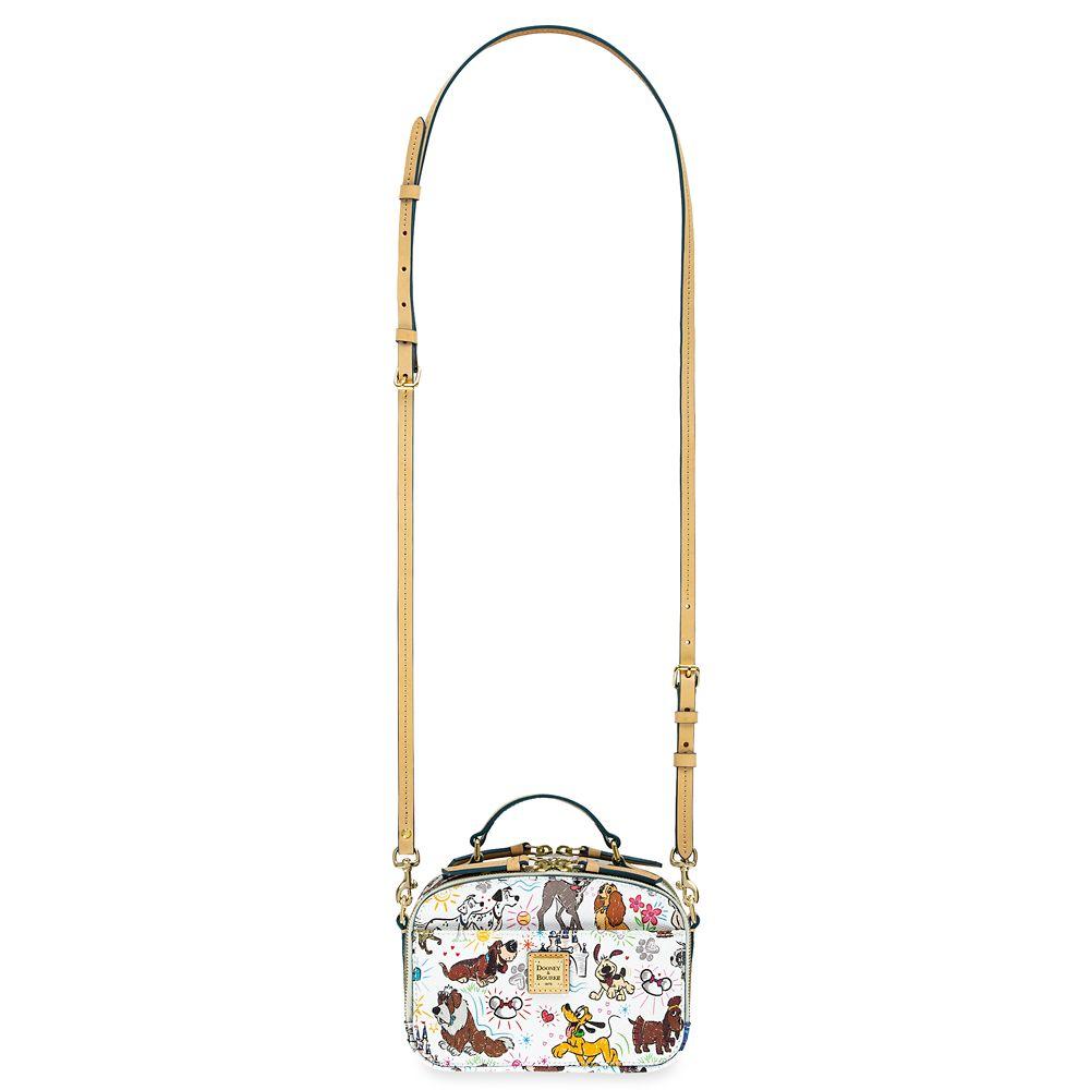 Disney Paw Prints Ambler Crossbody Bag by Dooney & Bourke