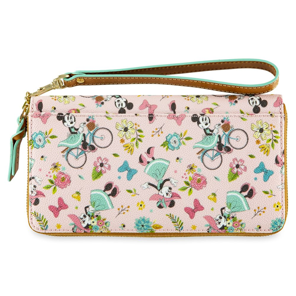 Minnie Mouse Wallet Wristlet by Dooney & Bourke – Epcot International Flower and Garden Festival 2020