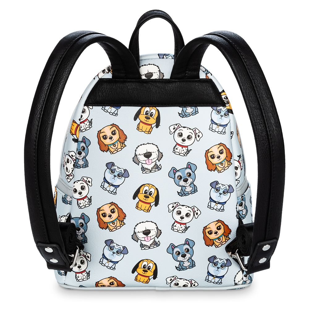 Disney Dogs Mini Backpack by Loungefly