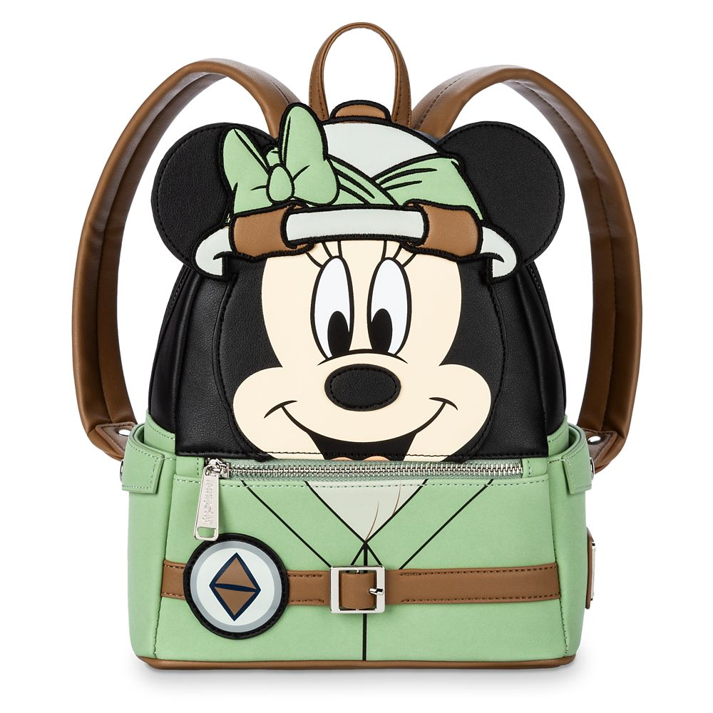 Minnie Mouse Mini Backpack by Loungefly – Disney's Animal Kingdom