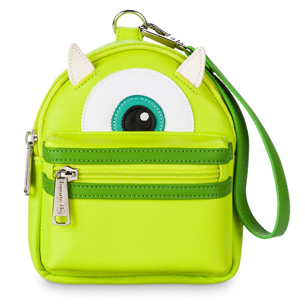 Mike Wazowski Backpack Wristlet by Loungefly – Monsters University
