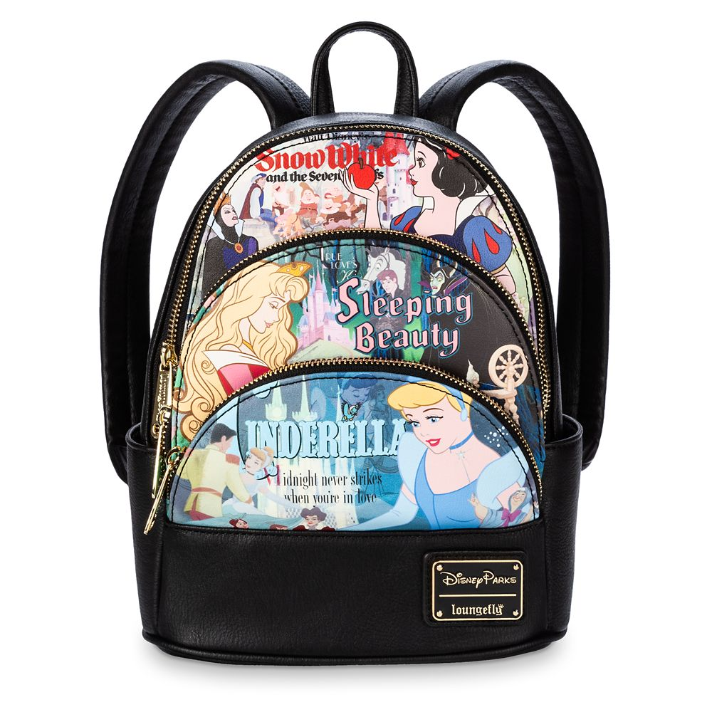 Disney Princess Mini Backpack by Loungefly