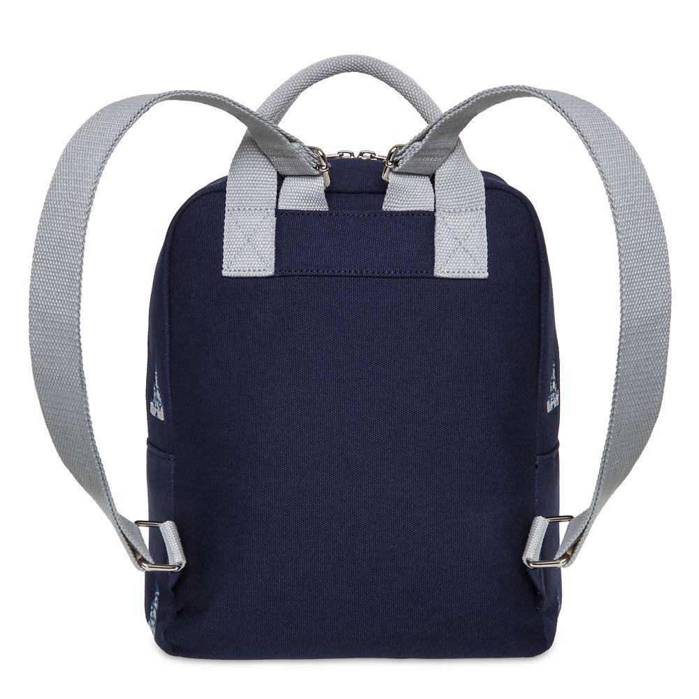 Cinderella Castle Mini Backpack by Loungefly – Walt Disney World