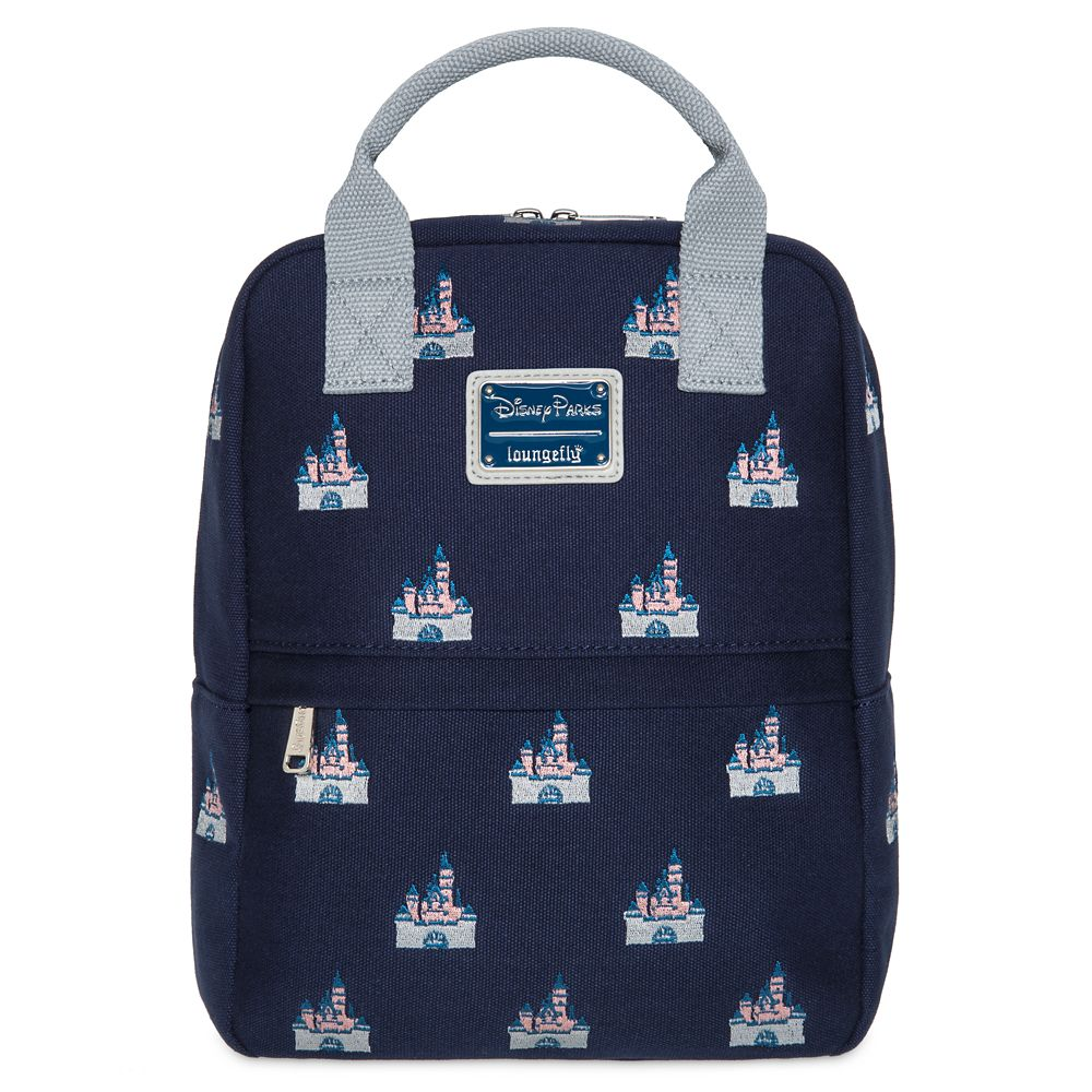 Sleeping Beauty Castle Mini Backpack by Loungefly – Disneyland