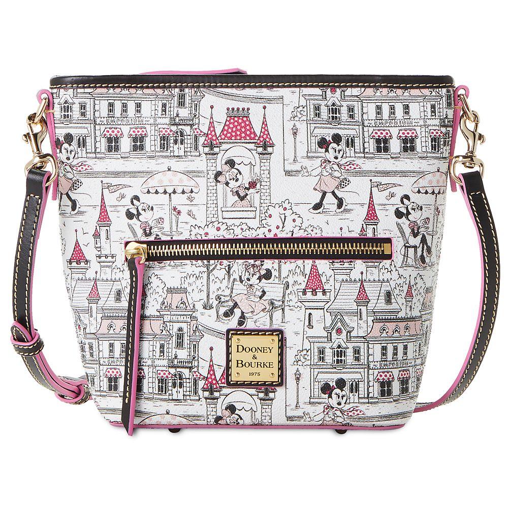 Minnie Mouse Disney Parks Crossbody Bag
