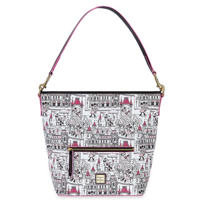 Minnie Mouse Disney Parks Hobo Bag by Dooney & Bourke