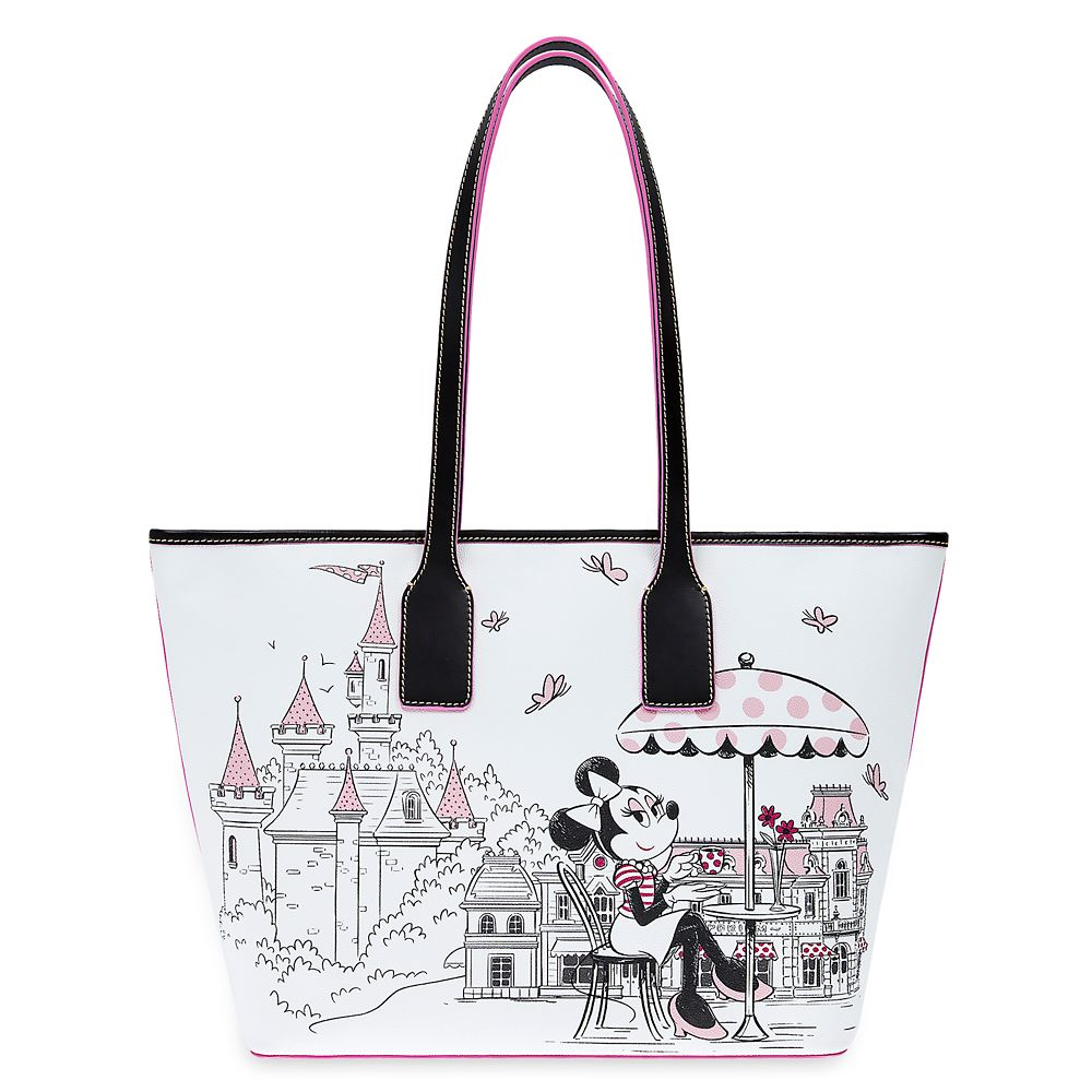 Minnie Mouse Disney Parks Tote Bag by Dooney & Bourke