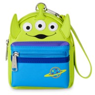 Toy Story Alien Backpack Wristlet by Loungefly