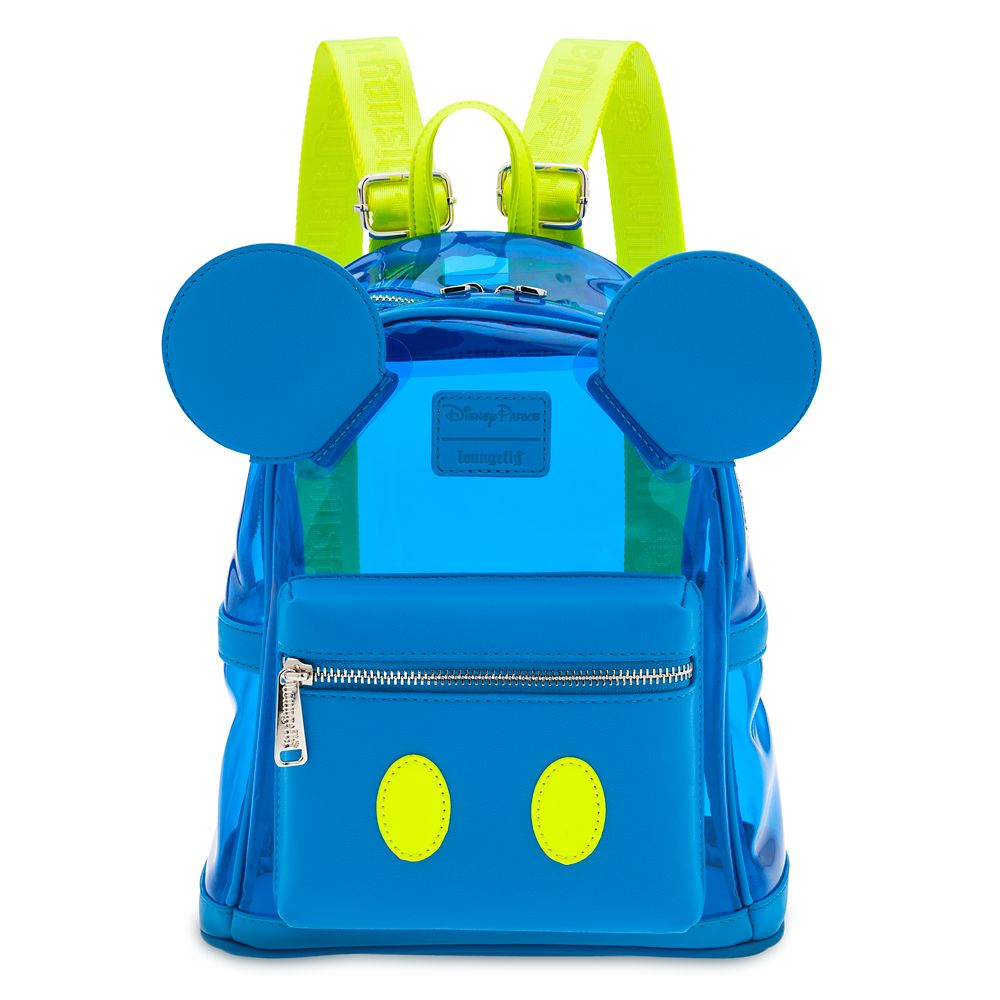 Mickey Mouse Neon Mini Backpack by Loungefly – Walt Disney World
