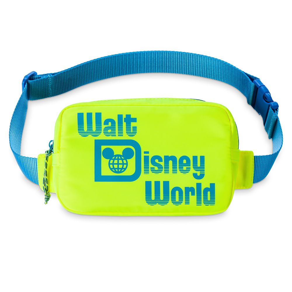 Walt Disney World Resort Neon Belt Bag