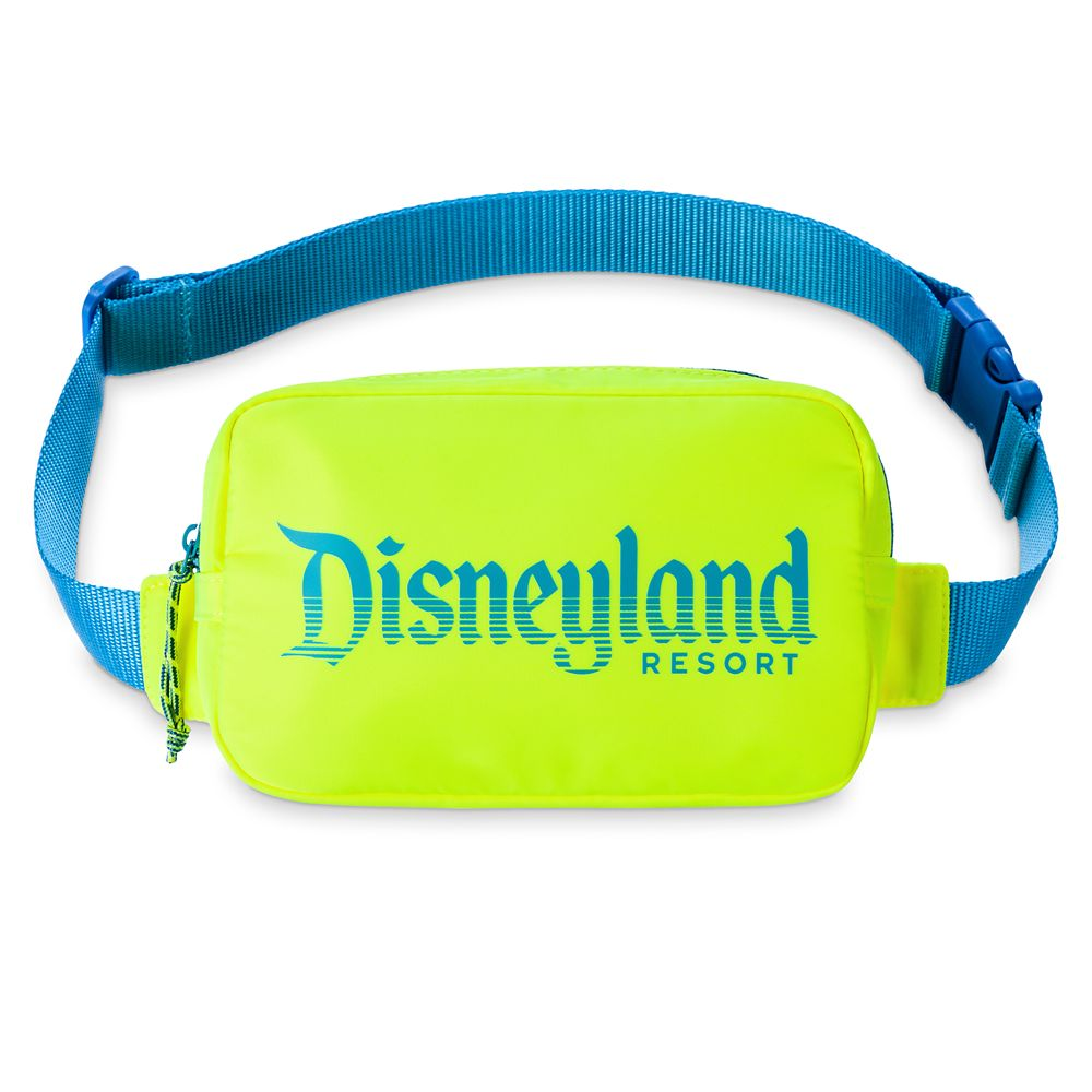 Disneyland Resort Neon Belt Bag