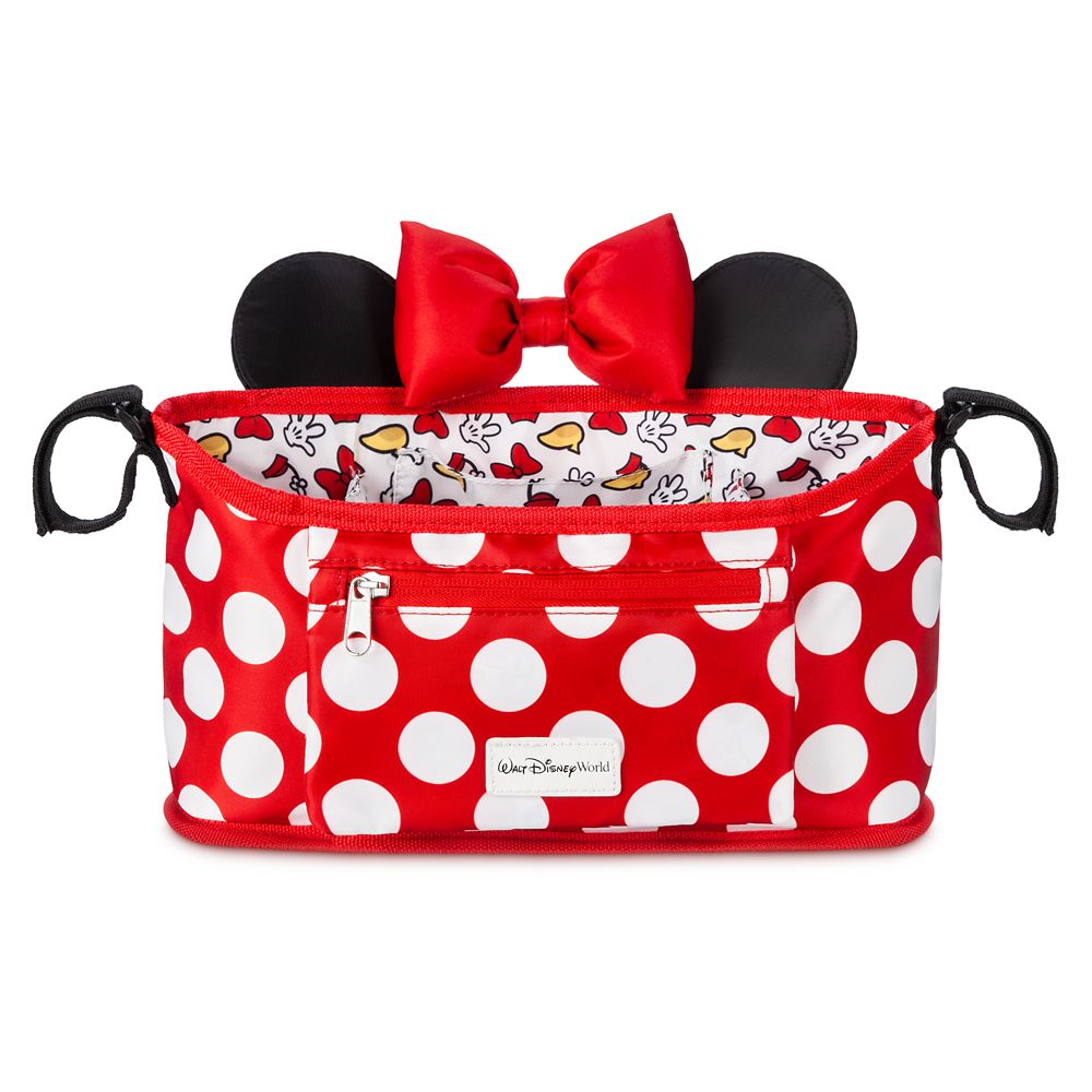 Minnie Mouse Stroller Organizer – Walt Disney World